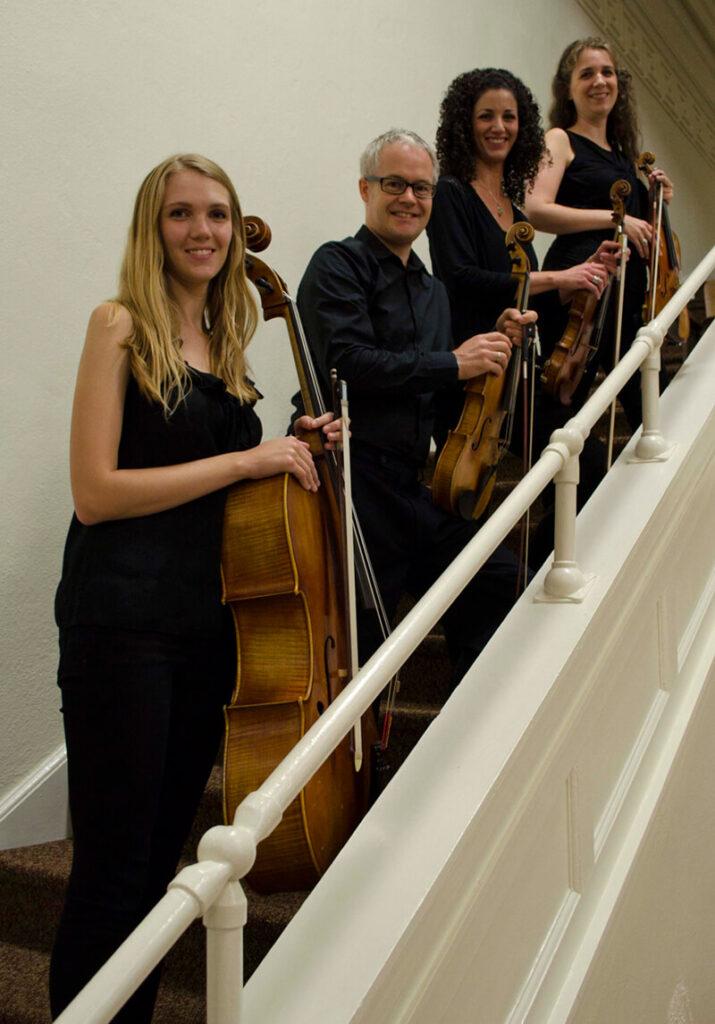 About Nelson String Quartet