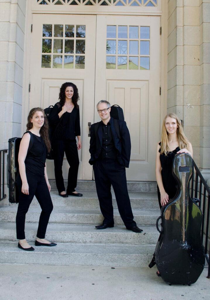 Nelson String Quartet booking info