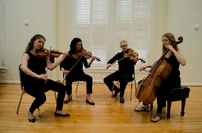 Nelson String Quartet weddings