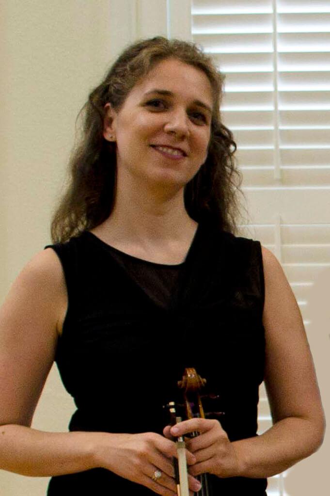 Sarah Griffin Nelson String Quartet