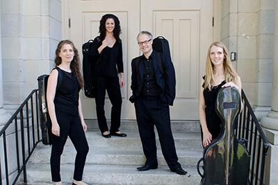 Viva la Vida Nelson String Quartet